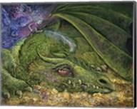 Never Tickle A Sleeping Dragon Fine-Art Print