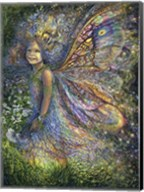 The Wood Fairy Fine-Art Print