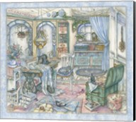 Sewing Room Fine-Art Print