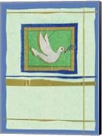 Dove Collage Fine-Art Print