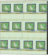 Dove Wrap Collage Fine-Art Print