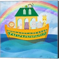 Noahs Ark Fine-Art Print