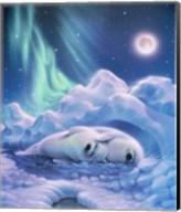 Harmony Baby Seals Fine-Art Print