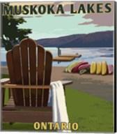 Muskoka Lakes Fine-Art Print
