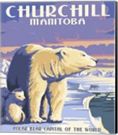 Churchill, Manitoba Fine-Art Print