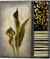 Gold Lily 1 Fine-Art Print