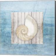 Framed Gypsy Sea V2 3 Fine-Art Print