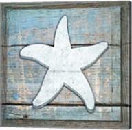 Gypsy Sea Blue Framed 3 Fine-Art Print