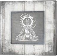 Gypsy Yoga V1 3 Fine-Art Print
