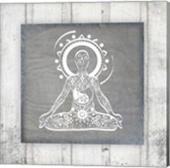 Gypsy Yoga V1 3 Fine-Art Print