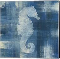 Batik Seas I Fine-Art Print