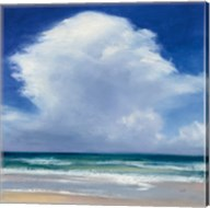 Beach Clouds II Fine-Art Print