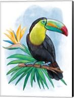 Tropical Flair IV Fine-Art Print