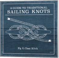 Vintage Sailing Knots VII Fine-Art Print