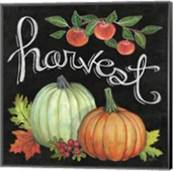 Autumn Harvest IV Square Fine-Art Print
