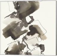 Stacked II Greige Fine-Art Print