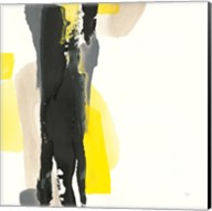 Black and Yellow II Fine-Art Print