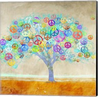 Tree of Peace (detail) Fine-Art Print