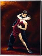 The Passion of Tango Fine-Art Print