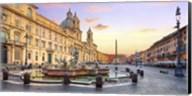 Piazza Navona, Roma Fine-Art Print