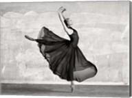 Ballerina Dancing Fine-Art Print
