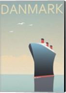 Shipping line Fine-Art Print