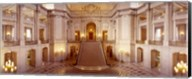 Interiors of City Hall, San Francisco, California Fine-Art Print