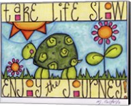 Color Turtle Fine-Art Print