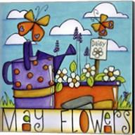 May Flowers Fine-Art Print