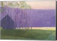 Barn in a Soft Light, 2002 Fine-Art Print