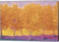 Yellow Trees Fine-Art Print