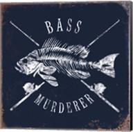 Bass Murderer Fine-Art Print