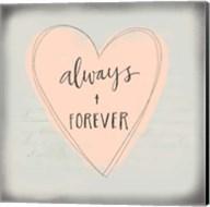 Always + Forever Fine-Art Print