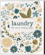 Laundry Cycle Fine-Art Print