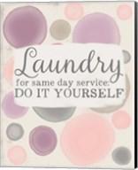 Do It Yourself Laundry Fine-Art Print