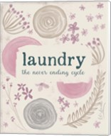 Laundry III Fine-Art Print