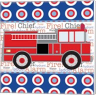 Fire Emergency X Fine-Art Print