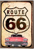 Route 66 Car Fine-Art Print