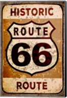 Historic Route 66 Fine-Art Print