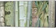Buddha Bamboo Fine-Art Print