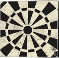 Dart Board Antique Fine-Art Print