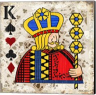 King of Spades Fine-Art Print
