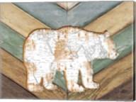 Lodge Bear Fine-Art Print