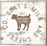 Goat's Milk and Cheese Co. II Fine-Art Print
