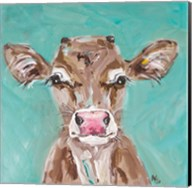 Pink Nosed Cow Fine-Art Print