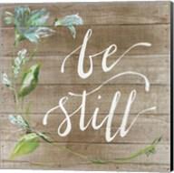 Be Still Fine-Art Print