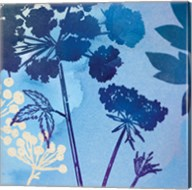 Blue Sky Garden III Fine-Art Print