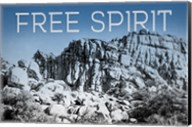 Ombre Adventure VI Free Spirit Fine-Art Print