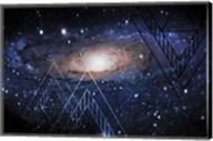 Milky Dimension Fine-Art Print