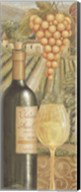 French Vineyard I Fine-Art Print